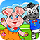 Kids Zoo Puzzle Learning Games